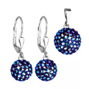 Swarovski elements 39072.5 bermuda blue