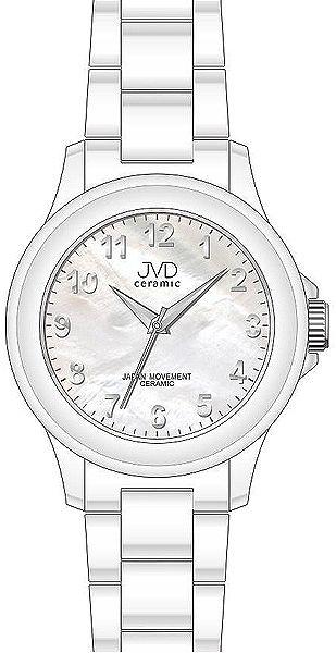 J6009.1 Dámské náramkové hodinky JVD  207305d7ef0