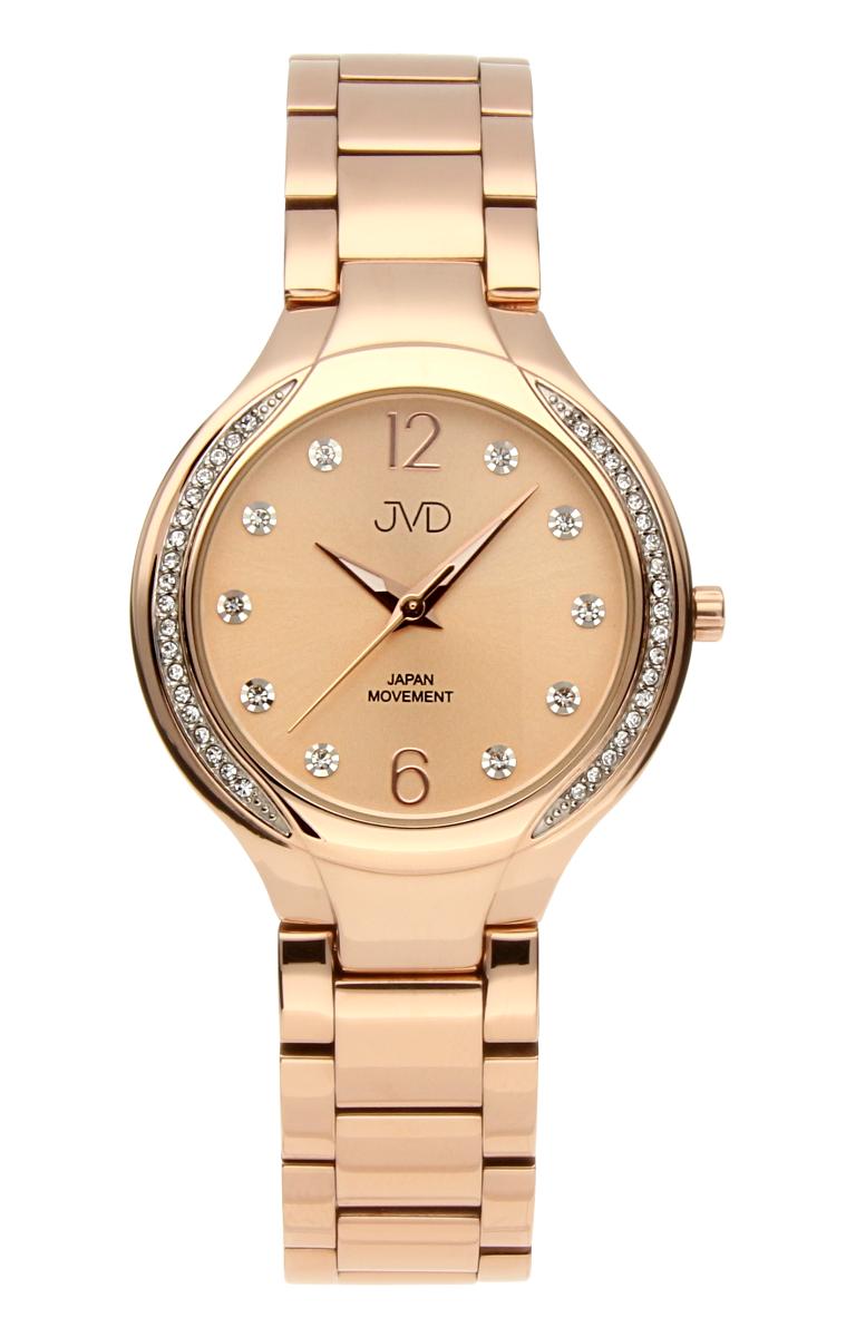 JC068.3 Dámské náramkové hodinky JVD 163b666f2cc
