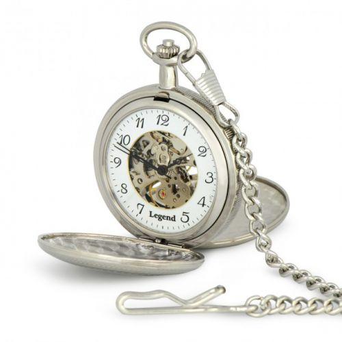 b6d10127de7 55529CH Mechanické kapesní hodinky Legend