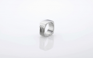 STORM Hemming Ring - Silver